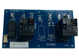 6871W1N012B  LG Oven/Range Relay Control Board for - $80.00