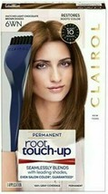 Clairol Nice 'n Easy Root Touch-Up Kit #6WN Matches Light Chocolate Brown Shades - $11.87