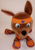 Paw Patrol All Stars Zuma Orange Dog Plush Stuffed Toy Spin Master Nicke... - $7.59