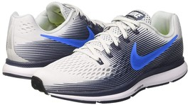 Men's Nike Zoom Pegasus 34 Running Shoes, 880555 008 Multi Sizes Pure Pl... - $109.95