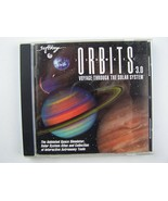 Orbits 3.0: Voyage Through The Solar System PC CD Game - $9.88