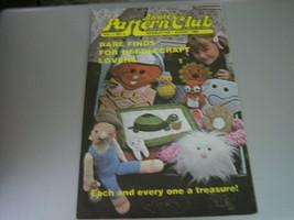 Annie's Pattern Club Newsletter Booklet Vol III No. 3 - Feb/Mar 1982 - $5.93