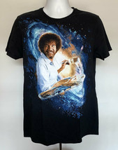 Bob Ross the Painter T Shirt Mens Medium Artist - $21.73