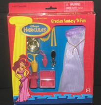 Disney Hercules Meg's Grecian Fantasy 'N Fun Clothing & Accessories Set - $14.98