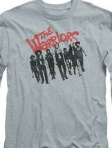 The Warriors T-shirt cult classic film 70s retro long sleeve graphic tee PAR494 image 3