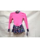 Mondor Model 4423 Polartec Skating Dresses - Wild Heart Size Child 4-6 - $84.00