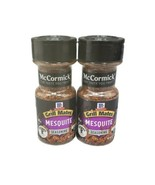 (2X) McCormick Mesquite Grill Mates Seasoning 2.5 oz Bottle - $14.80