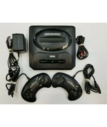 Original Sega Genesis with 2 controllers and Toy Story Game  - Clean - F... - $69.25