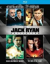 Jack Ryan Collection [Blu-ray]
