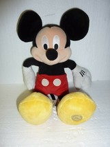 "Disney Store Mickey Mouse Plush 18"" Exclusive Authentic Logo Stuffed Ani... - $14.50"