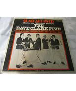 Dave Clark Five Glad All Over Epic LN24093 Record Album LP Instrument Cover - $19.99