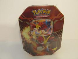 Pokemon Delphox EX Kalos Power Collector Tin Summer 2014 - $24.45