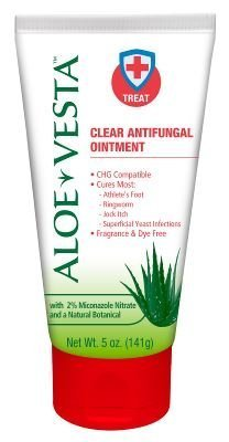 Alimed Aloe Vesta 2-in-1 Antifungal Ointment 2 oz Tube