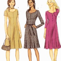 Butterick 4598 Sizes 8-10-12-14 Uncut Misses Pe... - $4.95