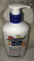 Lot of 2 KISS MY FACE~Moisture Shave Pomegranate Grapefruit~11 fl oz each - $33.36