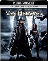 Van Helsing [4K Ultra HD + Blu-ray]