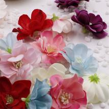 VINAMIT 50pcs/lot Artificial Flower Wedding Decoration - $13.95