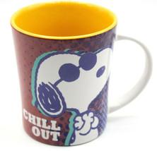 Peanuts Snoopy Ceramic Mug Coffee Tea Cup Gibson Overseas - $17.94
