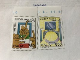 Italy Europa 1995   mnh  stamps   - $2.30