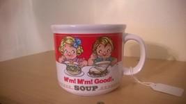 1989 Campbell Kids Soup Mug - $4.75