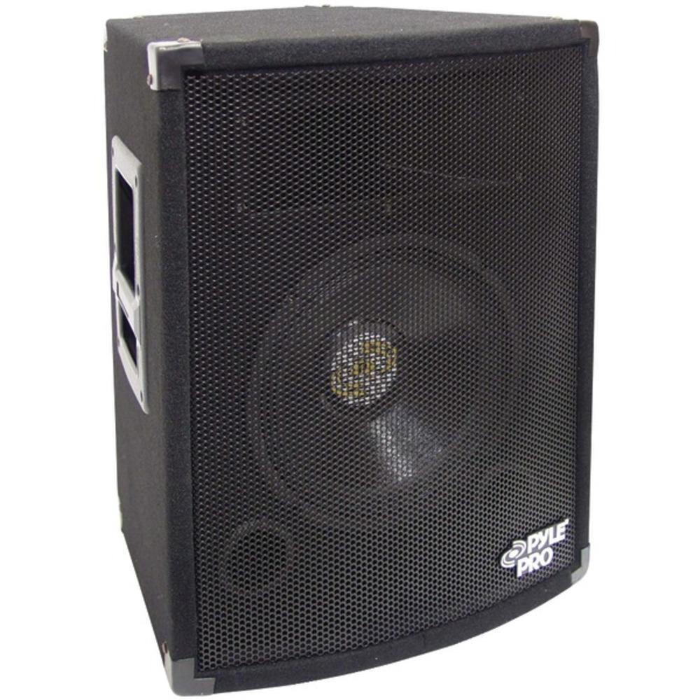 Pyle Pro PADH1079 500-Watt, 10 2-Way Professional Speaker Cabinet