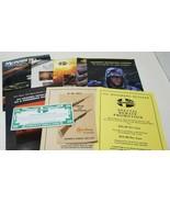 Vintage Mossberg Dealer Information Advertisement Catalogs 1960s through... - $16.82