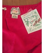 Women's red size s April Cornell rm268/sec - $9.90