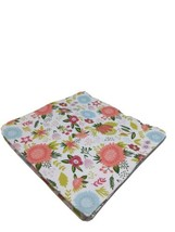 Cynthia Rowley Floral Placemats Set of 4 Spring Summer Flowers RN 119737 - $24.40