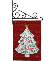 The Christmas Tree - Impressions Decorative Metal Fansy Wall Bracket Gar... - $27.97