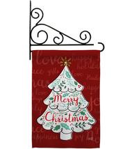 The Christmas Tree - Impressions Decorative Metal Fansy Wall Bracket Gar... - $27.97