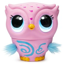 Owleez Flying Baby Owl Interactive Toy w/Lights Sounds PINK FREE 1DAY DE... - $51.40
