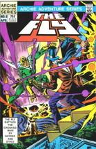The Fly Comic Book #6 Archie Comics 1984 Very FINE- New Unread - $3.75