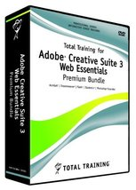 Total Training for Adobe CS3 Web Essentials Premium Bundle - $44.55