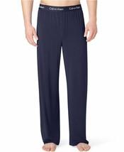 Calvin Klein Mens Pajama Pants Sleeping Micro Modal Lounge Ck U1143 Black - $25.73+