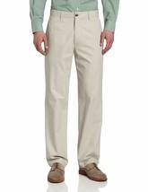 Dockers Men's 24/7 Classic-Fit D3 Flat-Front Pant Khaki 36 x 34 - $39.59