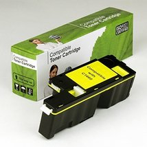 Value Brand replacement for Dell C1660W Yellow Toner (V53F6) XY7N4 (1,000 Yield) - $39.89