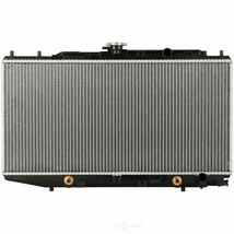 RADIATOR HO3010164 FOR 88 89 90 91 HONDA CIVIC / CRX 1.5L 1.6L image 7