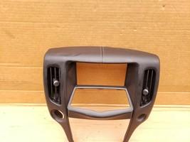 09-20 Nissan 370Z Z34 Radio Dash Bezel Trim For Navigation Display image 2