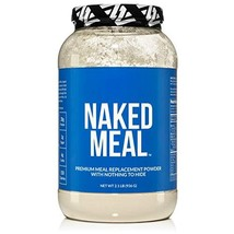 Naked Meal - Healthy Meal Replacement Shakes for Weight Loss or Workout Recovery