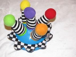 VTG LAMAZE BABY MOBILE PLAY TOY MUSICAL SPINNING GRASPING DEVELOPMENTAL ... - $56.42