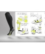 New NIKE Grip STRIKE Light Weight OTC Football Soccer Socks szs: M-XL SX5087-012 - $24.99