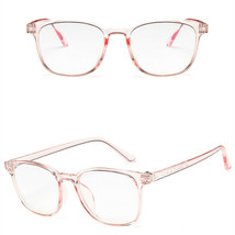 New Fashion Retro Style Square Clear Lens Glass Frame Retro Casual Daily... - $7.99