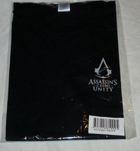 Assassins Creed Unity TS Day 1 Gamescom Exclusive T-Shirt size M Extreme... - $9.89