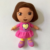 Dora the Explorer Plush Doll Talks Sings Fisher-Price Toy Spanish Englis... - $11.87