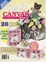 Plastic Canvas World 1991 Magazine Spring Special Issue - $5.25