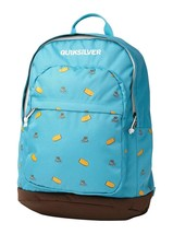 Quiksilver Mens Dart Blue backpack One Size - $59.99