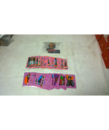1984 Michael Jackson 2x Trading Card Sets Allens & Regina New Zealand + ... - $217.68