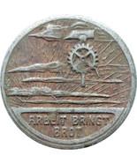 1919 10 Pfennig Frankenthal Stadt Pfalz Notgeld Germany Coin - $15.00