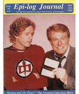 Epi-Log Magazine Journal #4 TV Episode Guide 1992 NEW UNREAD NEAR MINT - $8.75