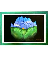 "Craig Tracy-""Sunshine""-Framed Limited Ed Giclee/Canvas/Hand Signed/#384/395 - $660.25"